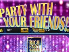 Ace Classic Rich Party Slots - Crazy Vegas Bash Casino Slot Machine Games Free 1.0 Screenshot
