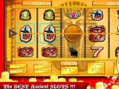 Ace Egypt Slot Machine - Spin the ancient wheel to win the pharaoh prize 1.0 Screenshot