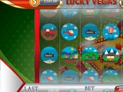 Ace Fantasy 7 Vegas Casino! SloTs 3.0 Screenshot