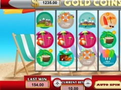 Ace Paradise Fun Sparrow - Slots Machines Deluxe E 1.0 Screenshot