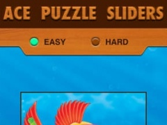 Ace Puzzle Sliders - Undersea Free Lite 1.0 Screenshot
