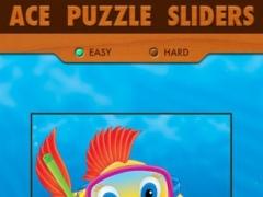 Ace Puzzle Sliders - Undersea HD Lite 1.0 Screenshot