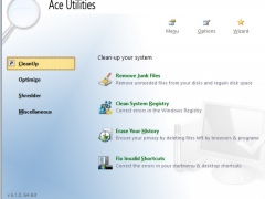 Ace Utilities 6.1.0 Screenshot