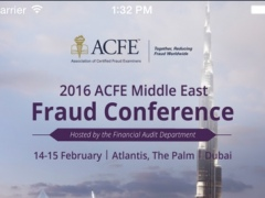 ACFE Middle East 2016 1.0 Screenshot