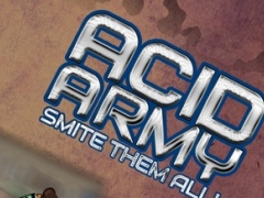 Acid Army – Soldiers vs Criminals in a World of Battle 1.0 Screenshot