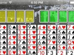 AcidFreecell HD 7.0.0 Screenshot