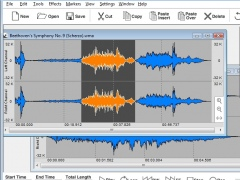 Acoustic Labs Audio Editor 1.5 Screenshot