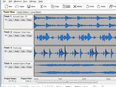 Acoustic Labs Multitrack Plus 1.6 Screenshot