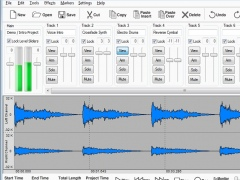 Acoustic Labs Multitrack Recorder 3.3 Screenshot