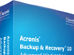 Acronis Backup and Recovery 10 Advanced Workstation 12497 Screenshot