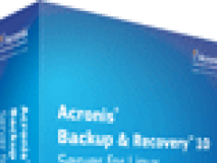 Acronis Backup and Recovery 10 Server for Linux 11639 Screenshot