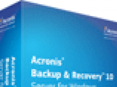 Acronis Backup & Recovery 10 Server for Windows 11133 Screenshot
