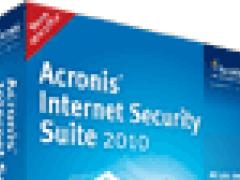 Acronis Internet Security Suite 2010 Screenshot