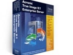 Acronis True Image Enterprise Server 9.1 Screenshot