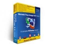 Acronis True Image Home Upgrade 9.0 Screenshot