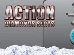 Action Diamonds Slots - Get Paid To Play! 1.0.1 Screenshot