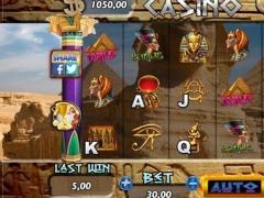 Action Egypt Casino 1.0 Screenshot