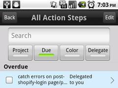Action Method 1.01 Screenshot