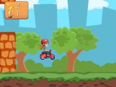 Action Scooter Girl Pro 1.0 Screenshot