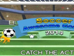 Action Sports Real Star Soccer Head 2014 - The Goalie Fantasy Win Games HD (Free) 1.1 Screenshot