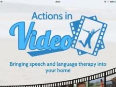 Actions In Video - Lite 1.2 Screenshot