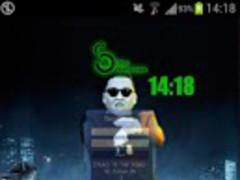 Active - Gangnam Style Theme 1.0 Screenshot