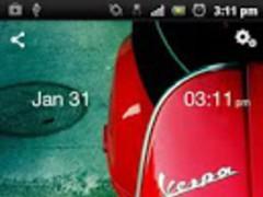 Active - Vespa Theme 1.0 Screenshot