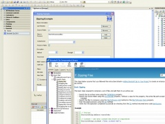 Bricolsoft Zip ActiveX Component / Control 2010 Screenshot