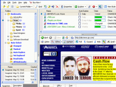 ActiveURLs Bookmark Explorer 1.3.0 Screenshot