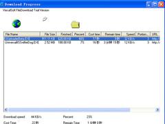 ActiveX HTTP Download Control 3.02 Screenshot