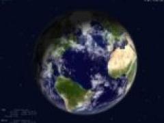 Actual Earth 3D 1.2 Screenshot