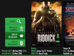 Actual Movie Trailers Pro 2.1 Screenshot