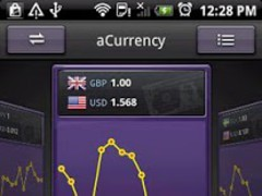 aCurrency (exchange rate)  Screenshot