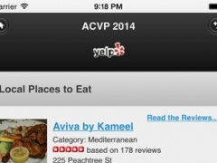 ACVP 2014 1.0 Screenshot