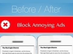 Ad Blocker Safari Edition - AdBlocker to Block Ads in browser 1.0 Screenshot