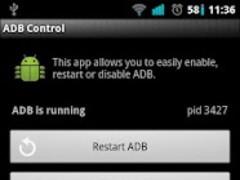 ADB Control for Root Users  Screenshot