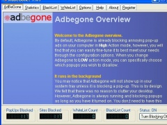 AdBeGone 1.2.0 Screenshot