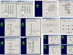 Add & Subtract Fractions 3.3 Screenshot