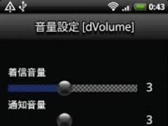 Add-on MyRingerMode[dVolume] 1.0.2 Screenshot