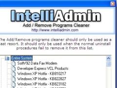 Add Remove Program Cleaner 2.0 Screenshot