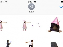 AddASticker Animated Kids Characters 1.0 Screenshot