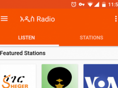 Addis Radio: Ethiopian Radio 5.3.3 Screenshot