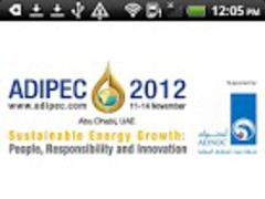 ADIPEC 2012 1.0.5 Screenshot
