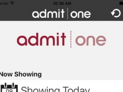 Admit-One Mobile Booking 4.8.0 Screenshot