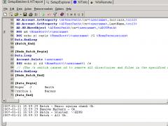 AdmWin 8 Screenshot