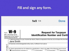 Adobe Fill & Sign – Easy PDF form Free Download