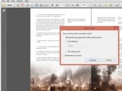 Adobe Reader 11.0.10 Screenshot
