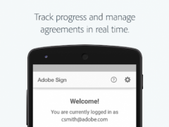 Adobe Sign 2.6.0 Screenshot