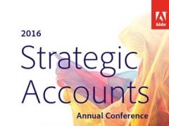 Adobe Strategic Accounts Conference 2016 1.0 Screenshot