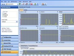 AdRem Server Manager 7.0 Screenshot